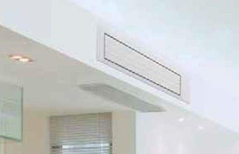 Fujitsu Air Conditioning Aryg14lltb Slimline Convertible